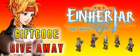 Einherjar Gift Code Giveaway - GameOgre.com Free MMORPG Forums   Einherjar - The Viking's Blood   Scoop.it