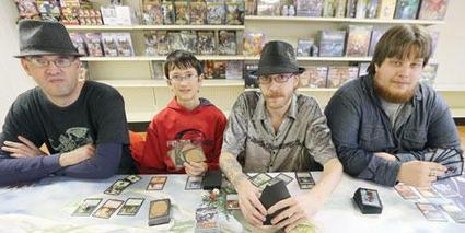 Village Hobbies & Games offers family fun - Commercial Record | Multiverse of Magic the Gathering | Scoop.it