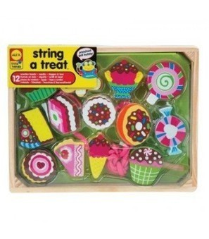 ALEX Toys - Early Learning String A Treat -Little Hands 1486S   Online Store   Scoop.it