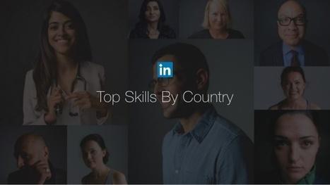 Les compétences LinkedIn les plus prisées en 2016 en France et dans le monde | Actualité Social Media : blogs & réseaux sociaux | Scoop.it