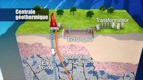 Géothermie profonde à Soultz-sous-Forêt - France 3 Alsace   VIGNAL Energies   Scoop.it