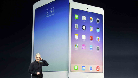 How to Watch Apple's iPad Air 2 Live Stream | Just Give IT to me Simple : Technology | Scoop.it