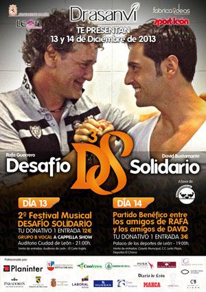 Un día para la historia | lll Desafío Solidario (14 Diciembre 2013) | Scoop.it