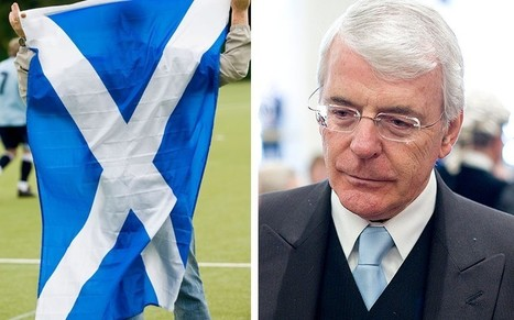 John Major: Conservatives would be better off without Scotland - Telegraph.co.uk | UK and Ireland | Scoop.it