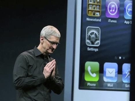 The iPhone Is Beating Android In The U.S. - Business Insider | Images by iPhone | Scoop.it