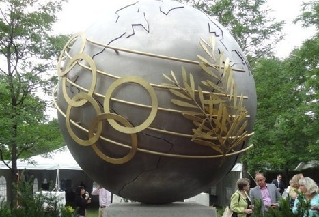 Greeks Offer Olympic Games Sculpture to City Of Montreal | Canada.GreekReporter.com | Ancient Olympia | Scoop.it