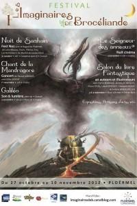 Les Imaginaires de Brocéliande • 27/10 au 04/11/2012 | associations | Scoop.it