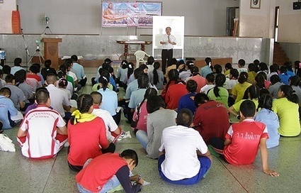 Rural children, families inspired by Thai diocesan program | Just a Plain Jane Catholic | Scoop.it