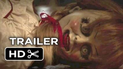 Annabelle (2014) #Horror [Movie Trailer] | yardhype posts | Scoop.it