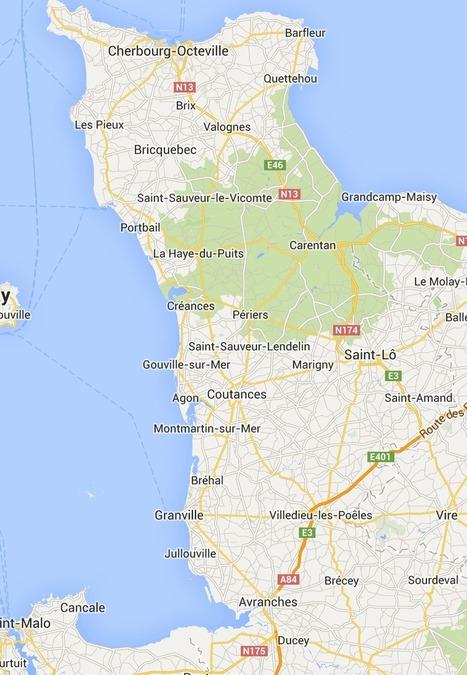 Planete.manche.fr : L'éducation au développement durable dans le département de la Manche | marais de carentan | Scoop.it