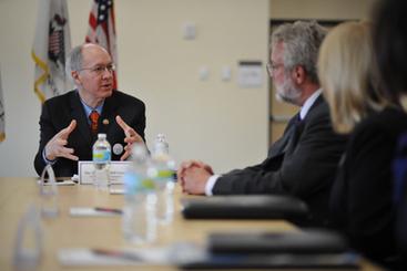 Rep. Bill Foster talks Fab Lab at Aurora WCC   The Fox Valley Labor ...   Peer2Politics   Scoop.it