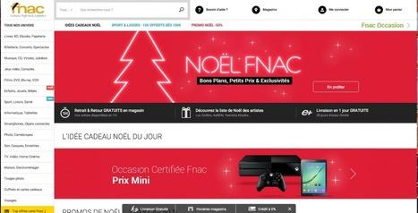 E-commerce: 10 points clés pour sa stratégie web de Noël   Veille : E-commerce   Scoop.it