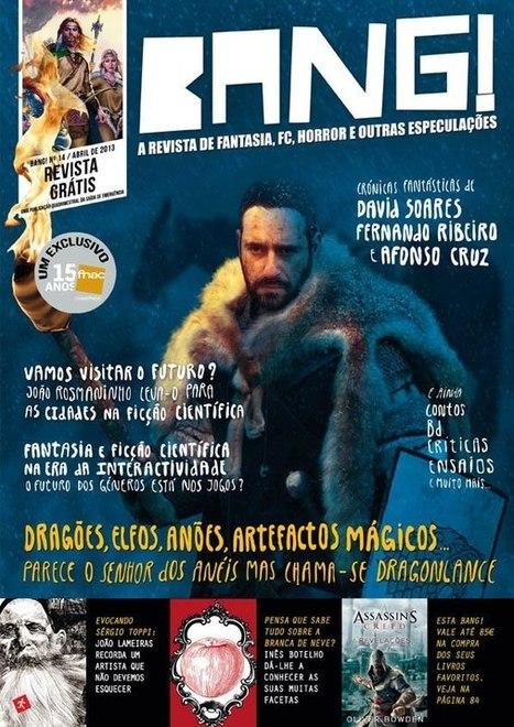 Viagem a Andrómeda: Número 14 da revista Bang! já está disponível | BOOKS! books everywhere | Scoop.it