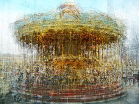 Photos of Carousels Seen From All Sides | Spontaneous Smiley | Scoop.it