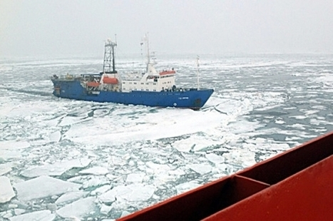 Is Arctic shipping Russia's answer to the Suez Canal? | Global Logistics Trends and News | Scoop.it