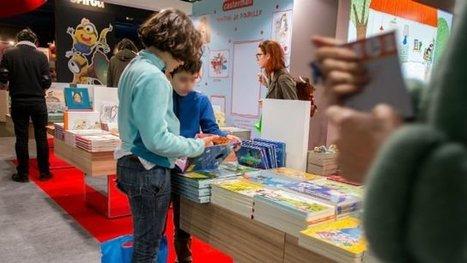 Partir en livres, atelier d'écriture, de lecture, pour les enfants - France 3 Paris Ile-de-France | librairies et bibliothèques | Scoop.it