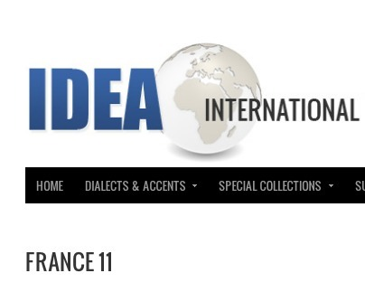 IDEA International Dialects of English Archive: authentic clips & transcripts | TELT | Scoop.it