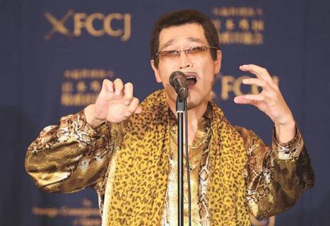'PPAP' goes the world: How Pikotaro became a viral smash | The Japan Times | Jazz Up Japan | Scoop.it