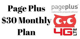 Page Plus $30 Monthly Prepaid Phone Plan | Cell Phone Plans | Scoop.it