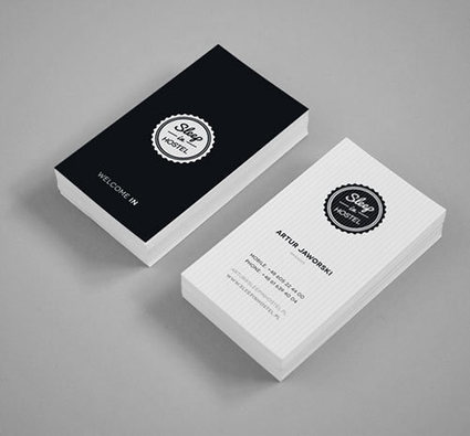 22 Elegant Business Cards for Your Inspiration - Boost Inspiration | Put it in Print with JMGA Design Group | Scoop.it