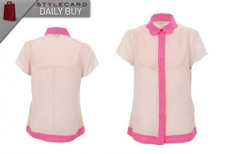 Daily Buy: The Short Sleeve Shirt | StyleCard Fashion Portal | StyleCard Fashion | Scoop.it