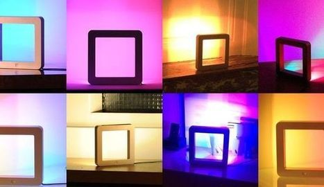 Holî invente la lampe connectée | Innovation & Technology | Scoop.it