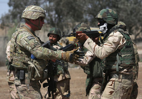 U.S.' Billions Fail to Sustain Foreign Forces | Saif al Islam | Scoop.it