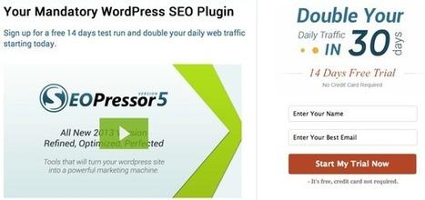 Download SEOPressor WordPress Plugin For Free | Interesting and Useful WordPress Plugins | Scoop.it