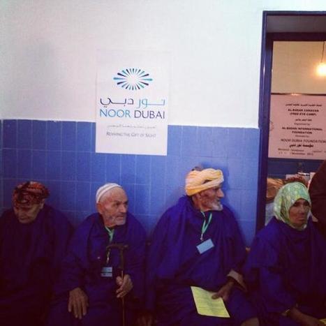 Twitter / noordubai: المرضى في انتظار ...   Moulay Ahmed Berkouk   Scoop.it