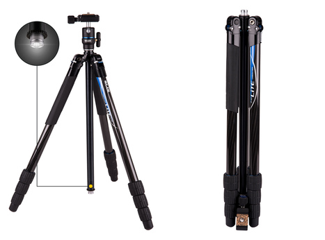 SLIK's New Tripods Come with an LED Flashlight Built Right In | iPhoneography-Today | Scoop.it