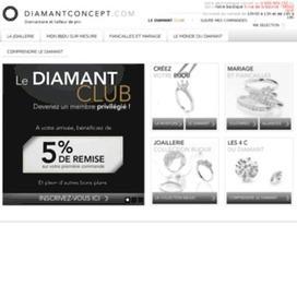 Les codes promo Diamant Concept   codes promo   Scoop.it