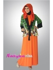 Baju Muslim - Hijab Fashion - Online Store | Jilbab dan Pakaian Muslimah - Nasywa Fashion Collection | Indonesia Today | Scoop.it