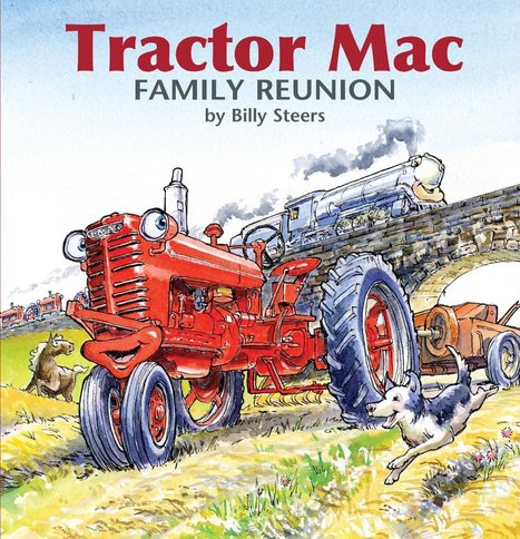 Tractor Mac Family Reunion by Billy Steers - Review & Giveaway @ The iMums | Apps With Curriculum | Scoop.it