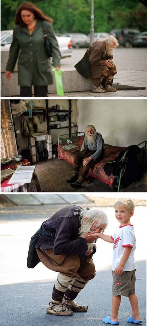 A Lifetime of Amazing Generosity: 98-year-old Dobri Dobrev : Our Collective Good – a Wishadoo! Initiative | Mindfulness.com - A Practice | Scoop.it