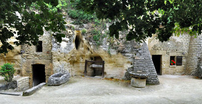 Rochemenier Village Troglodytique | loire valley | Scoop.it