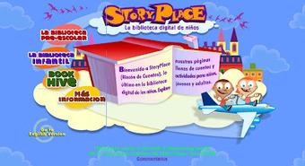 """Story Place """"La Biblioteca Digital de los Niños"""" - PequeInformática   BEED Aula 2.   Scoop.it"""