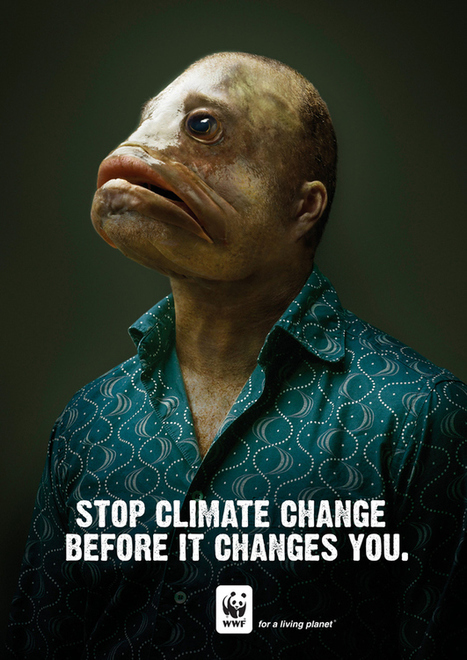 8 Most Powerful Climate Change Ads | Social Advertising News | Scoop.it