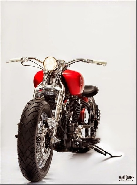Custom Yamaha DragStar 650   Wild Boar - Grease n Gasoline   Smotra-moto.ru   Scoop.it