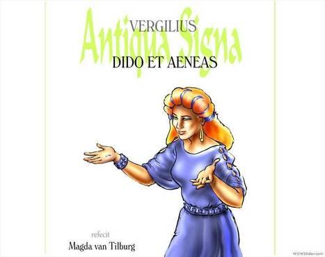 Booxalive.nl: Dido & Aeneas - klassiek stripverhaal van Vergilius | Literatura latina | Scoop.it