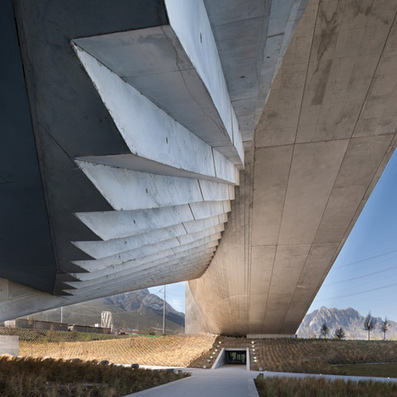 Movie: TADAO ANDO's art and design school for University of Monterrey | The Architecture of the City | Scoop.it