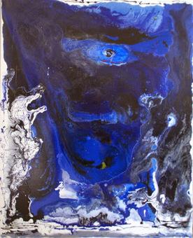 Jacques Darras : Peintre expressionniste et art brut: EMERGENCE ... | Expressionnisme en peinture et sculpture | Scoop.it