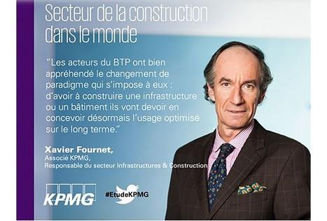 Etude KPMG 2016, Nouvelles technologies-secteur de la construction | Economy & Business | Scoop.it