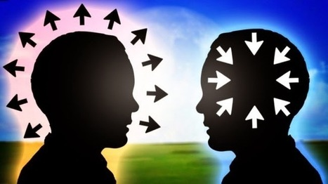The Collective Intelligence: How Introverts Interact With The World Differently Than Extroverts | Peer2Politics | Scoop.it