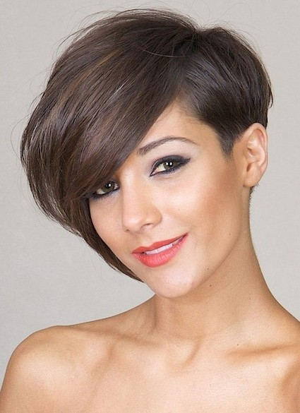 10 Amazing & Cute Short Hairstyles For Winter | Mission Aveda Salon | Scoop.it