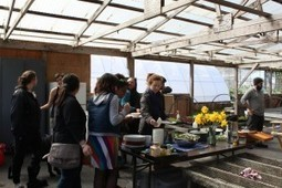 The Rewards and Challenges of Working at an Urban Farm | Vertical Farm - Food Factory | Scoop.it