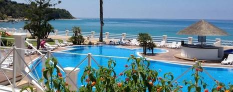 Hotel con piscina a Tropea | Villaggio resort sul mare Calabria |  Cala Petrosa Resort | Scoop.it