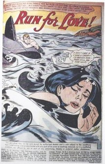 MoMA | Roy Lichtenstein. Drowning Girl. 1963 | Photography | Scoop.it