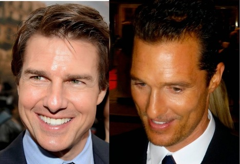 GURU JAY: The Case of Tom Cruise V. Matthew McConaughey: Who is the Best Movie Lawyer?   Lifestyle   Scoop.it