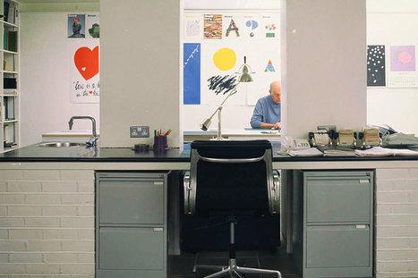 Alan Fletcher | Famous British Graphic Designer | Poetry for inspiration | Scoop.it