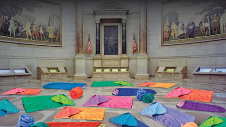 8 Amazing Museums Where You Can Bring a Sleeping Bag and Stay the Night | Museums and Management | Scoop.it